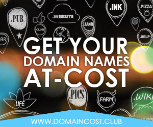 Find your Internet Identity *.life *.partners *.online Join Domain Cost Club on a 30 day free trial Now!  http://www.domaincost.club/duspool